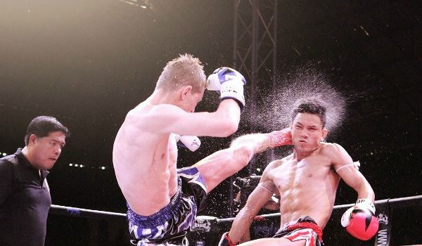 muay thai , muay knockouts, exterms knockout