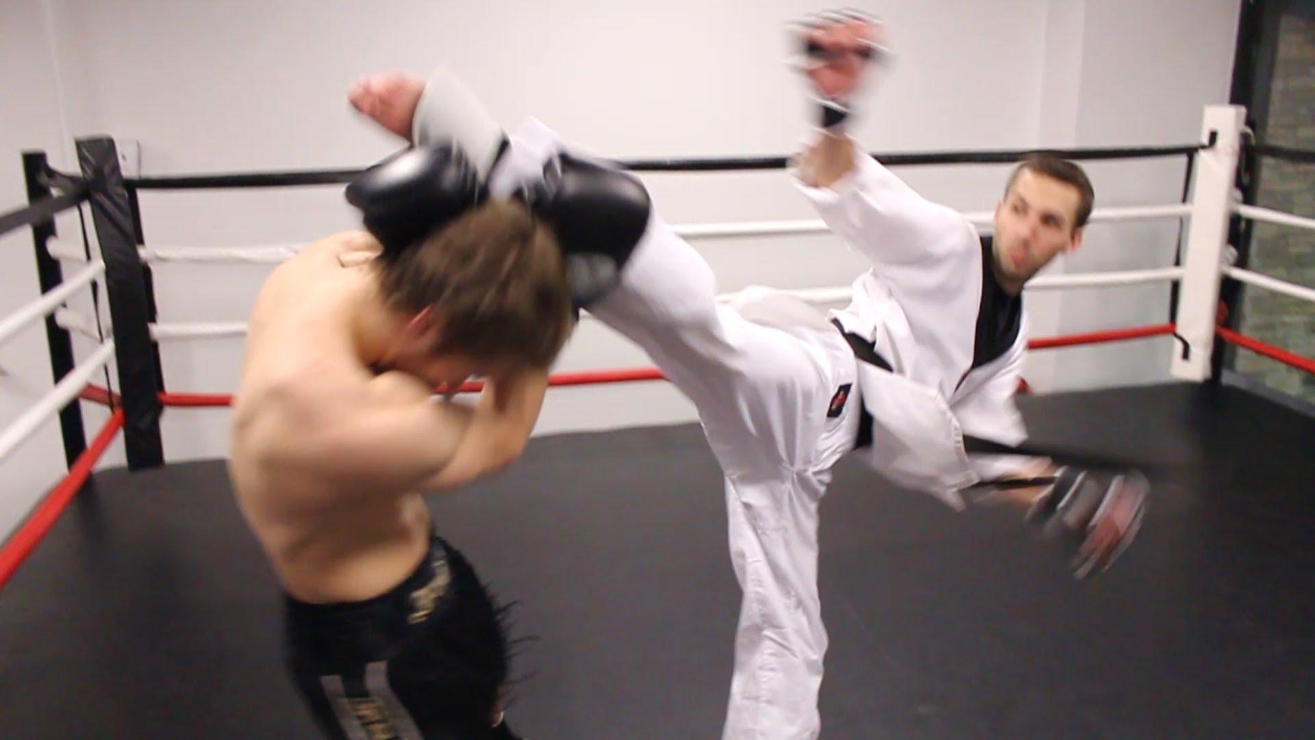karate vs taekwondo